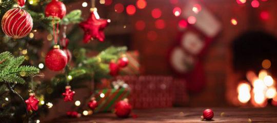 Animation de votre arbre de Noël d'entreprise