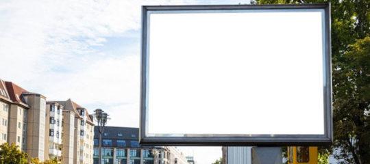 panneaux d'affichage