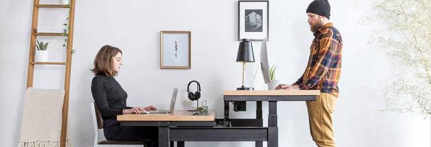un bureau