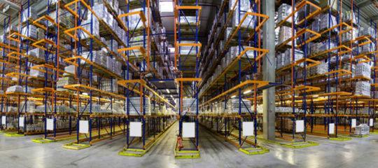 Plateformes et bâtiments logistiques